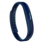 Fitbit Flex 2 blau Schlaftracker
